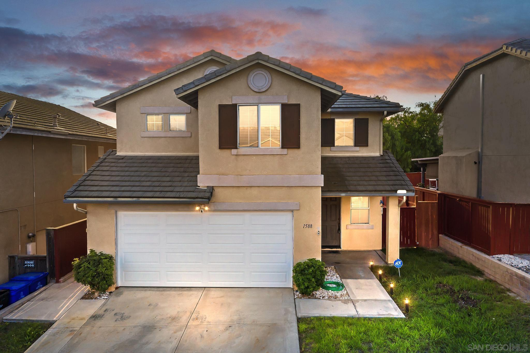 Remodeled 5-Bedroom House In Otay Mesa Southwest District