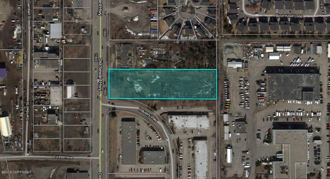 Lot In Huffman Business Park