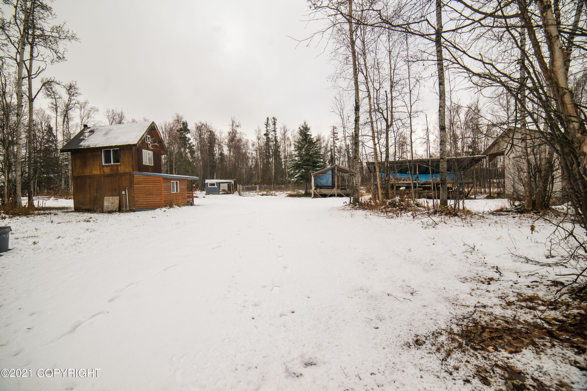 House In On The Iditarod
