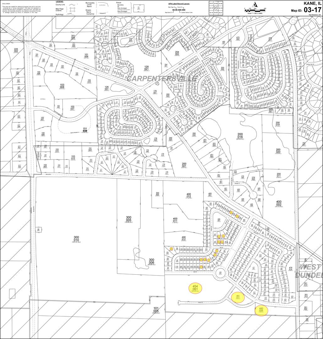 Lot In West Dundee