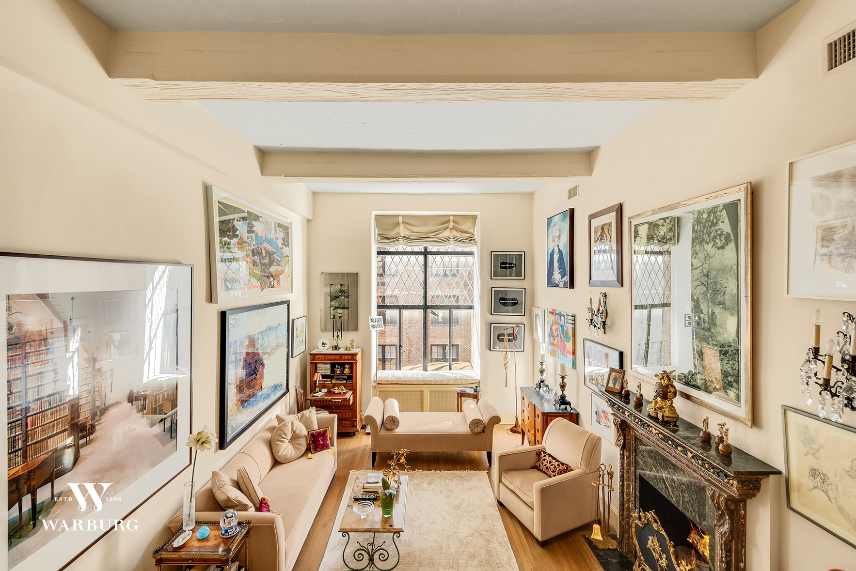 Sophisticated 2-Bedroom Condo In Upper East Side