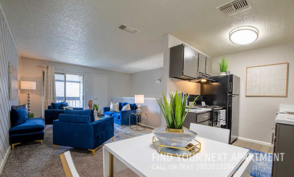 905 SqFt House In Elements Apartment Homes