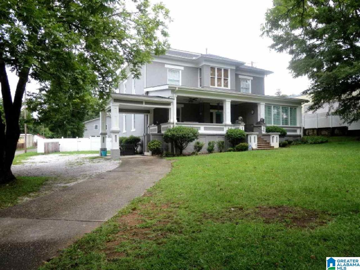 Updated 4-Bedroom House In Lineville