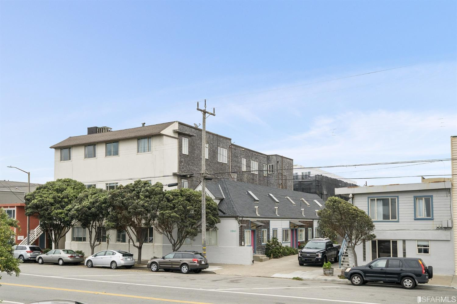 Multi-Family Home In Outer Sunset