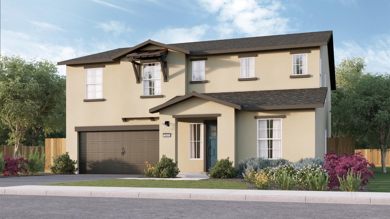 Luxurious 5-Bedroom House In Los Banos