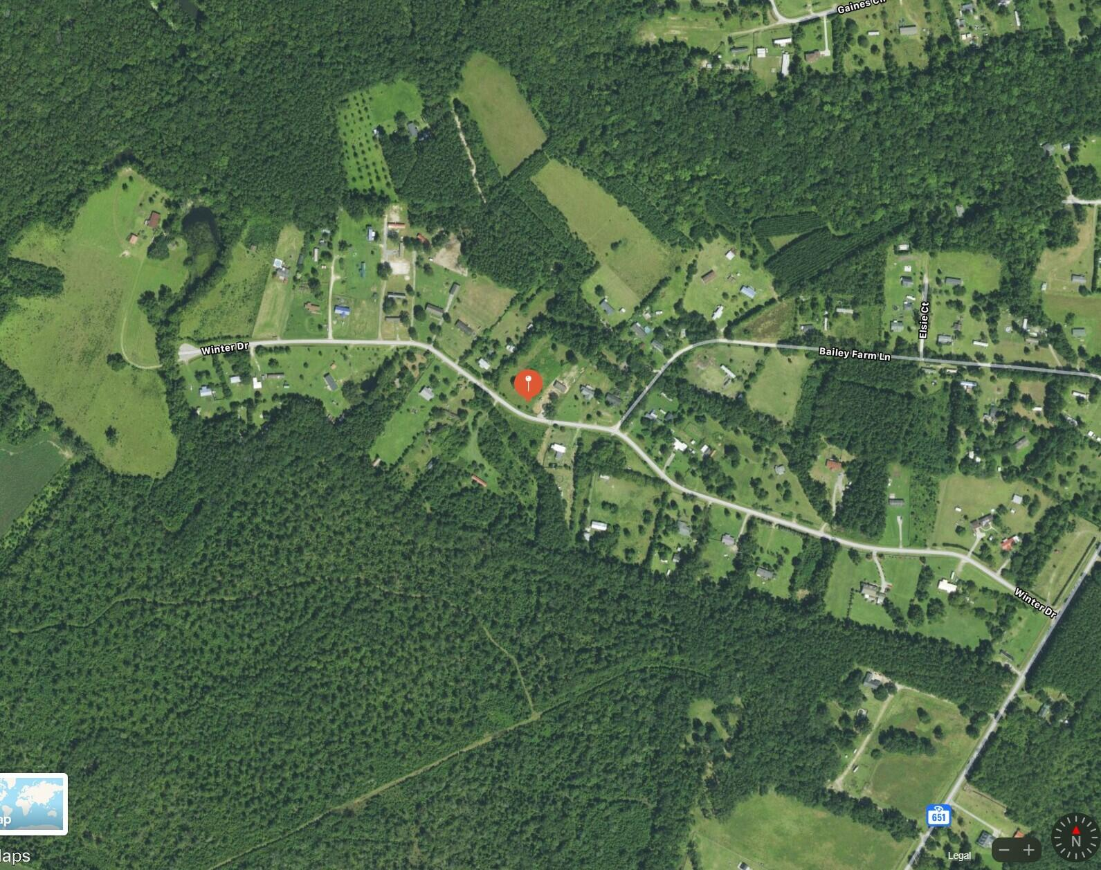 Lot In Pleasant View