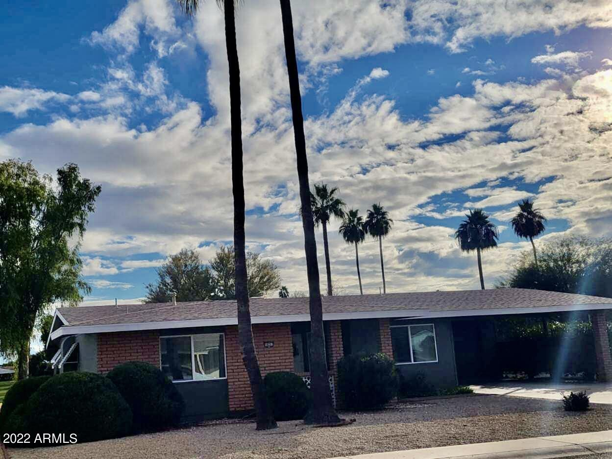 Remodeled 2-Bedroom House In Sun City