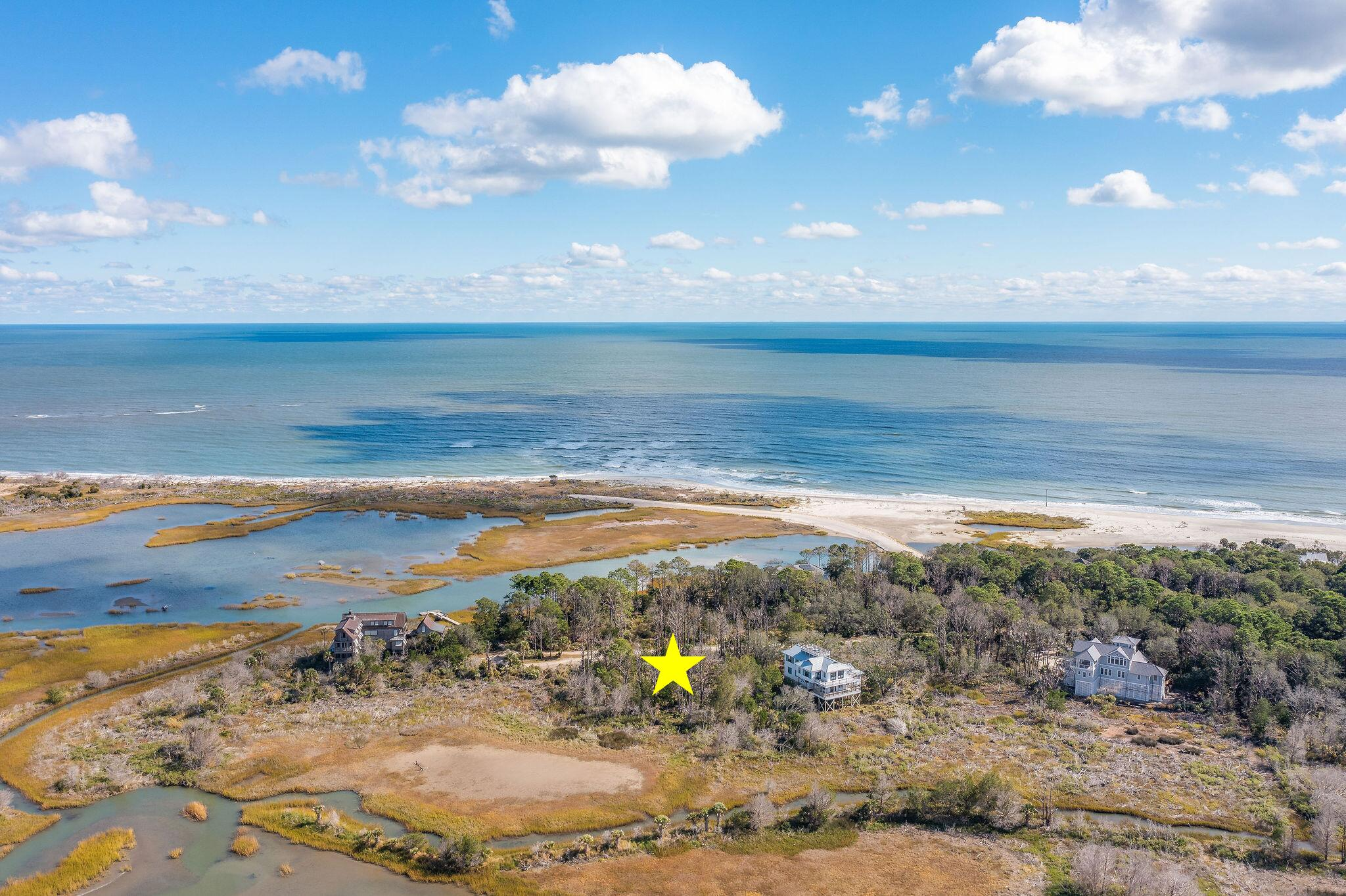 Lot In Dewees Island