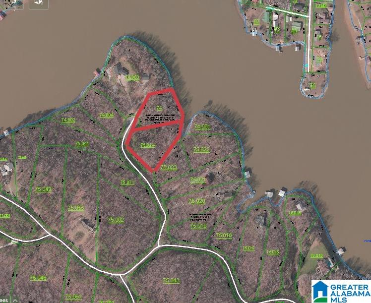 Lot In Ohatchee