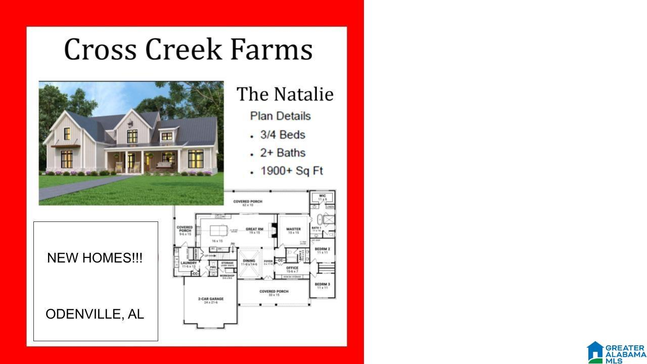 3-Bedroom House In Odenville