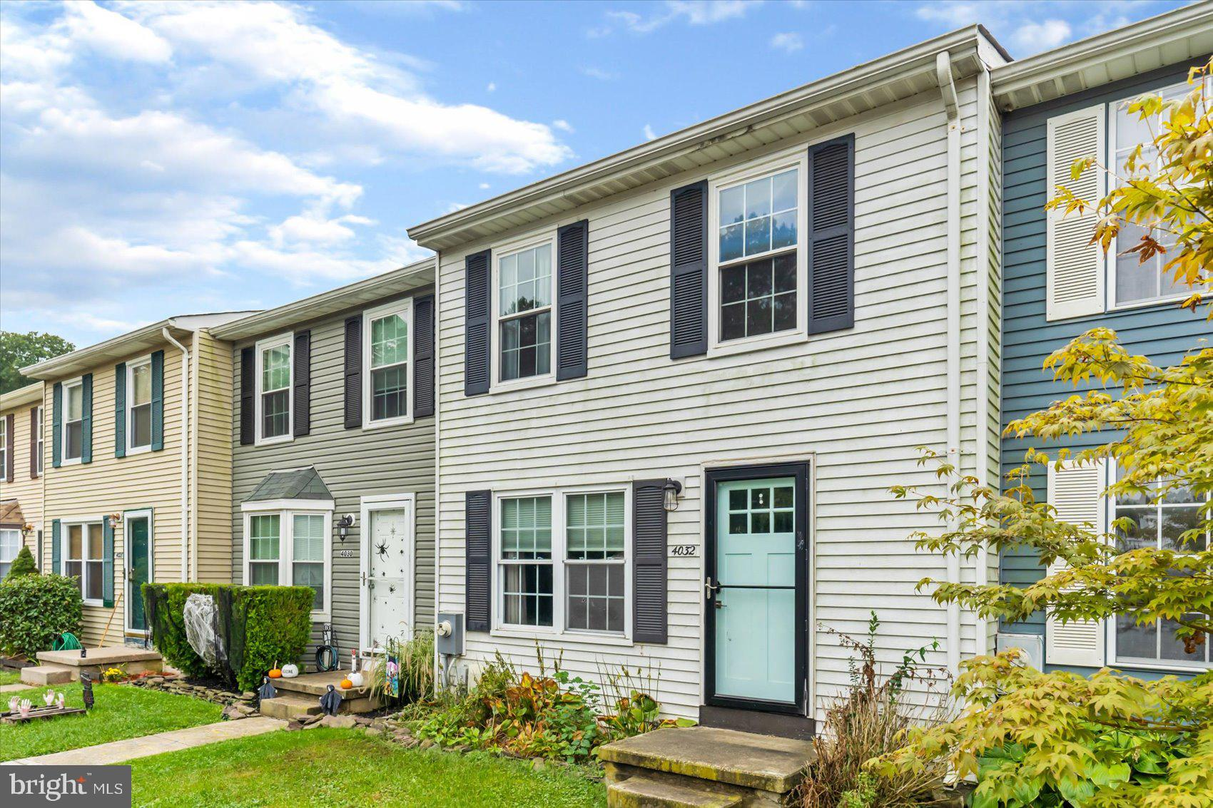 Updated 3-Bedroom Townhouse In Bowleys Quarters