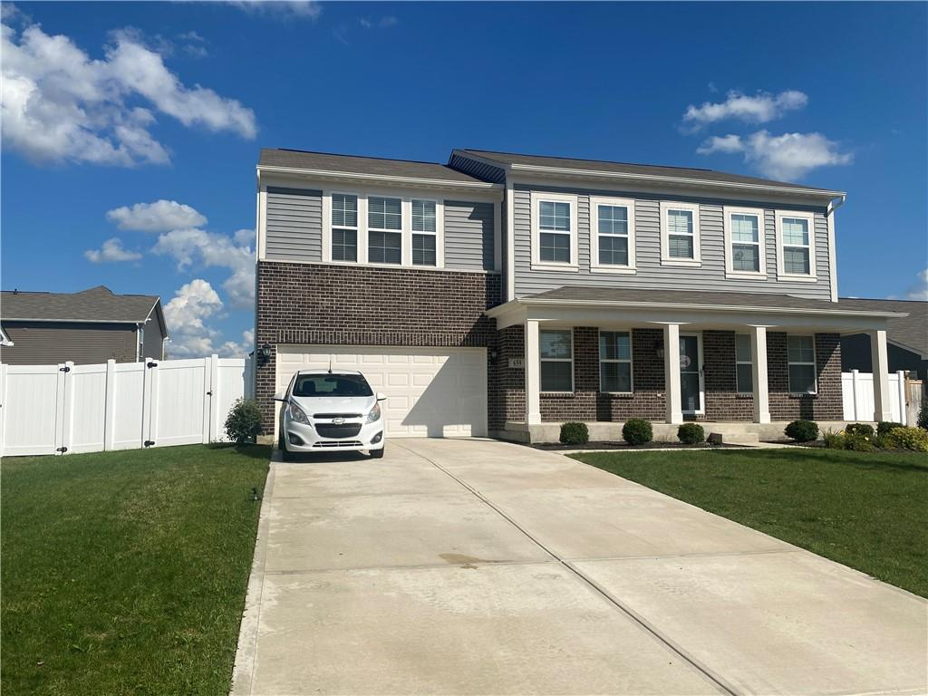 House In Greenfield