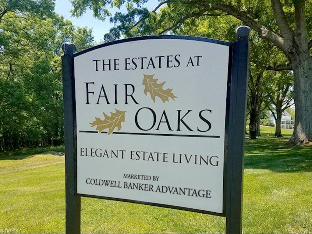 Lot In The Enclave At Fair Oaks