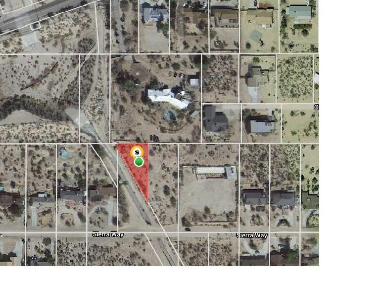 Lot In Yucca Valley