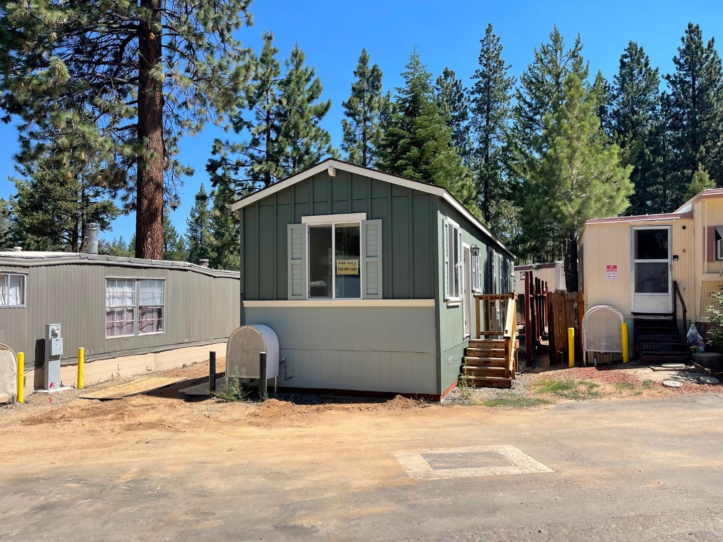 784 SqFt Mobile Home In Heavenly Valley Mobile Estates