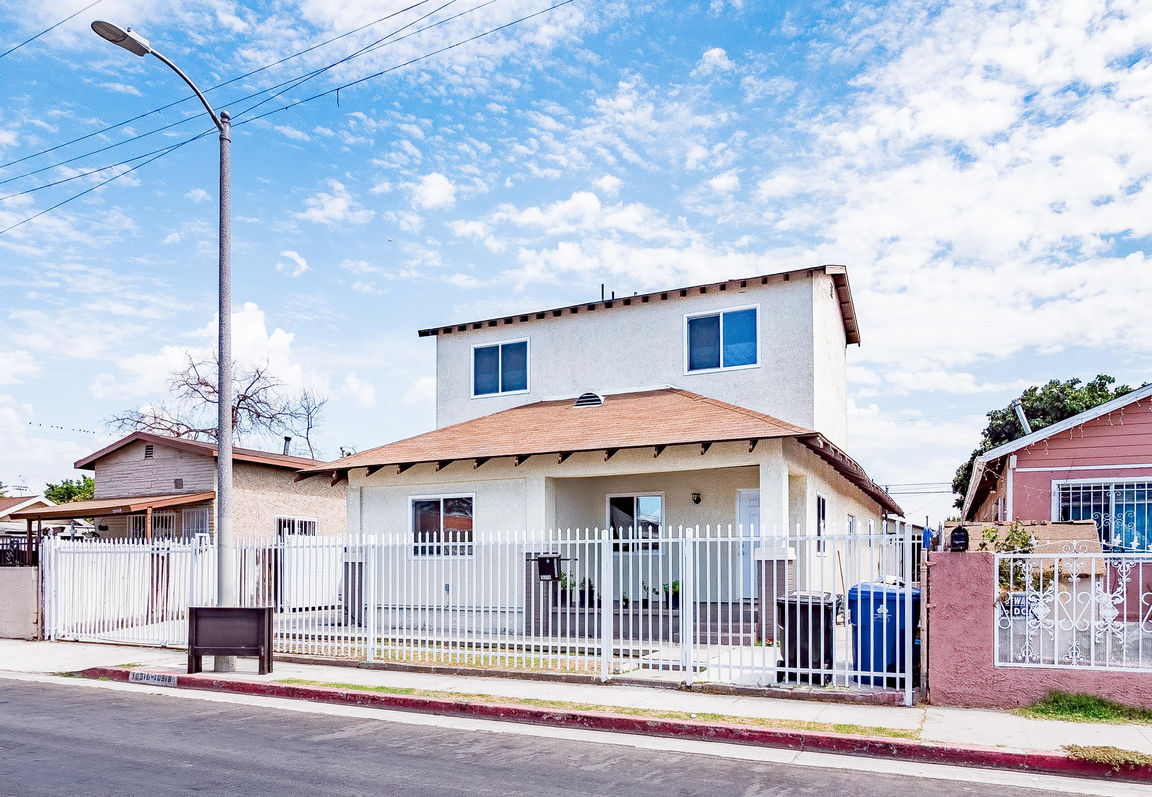 House In Watts