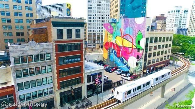 1-Story Condo In Downtown Detroit