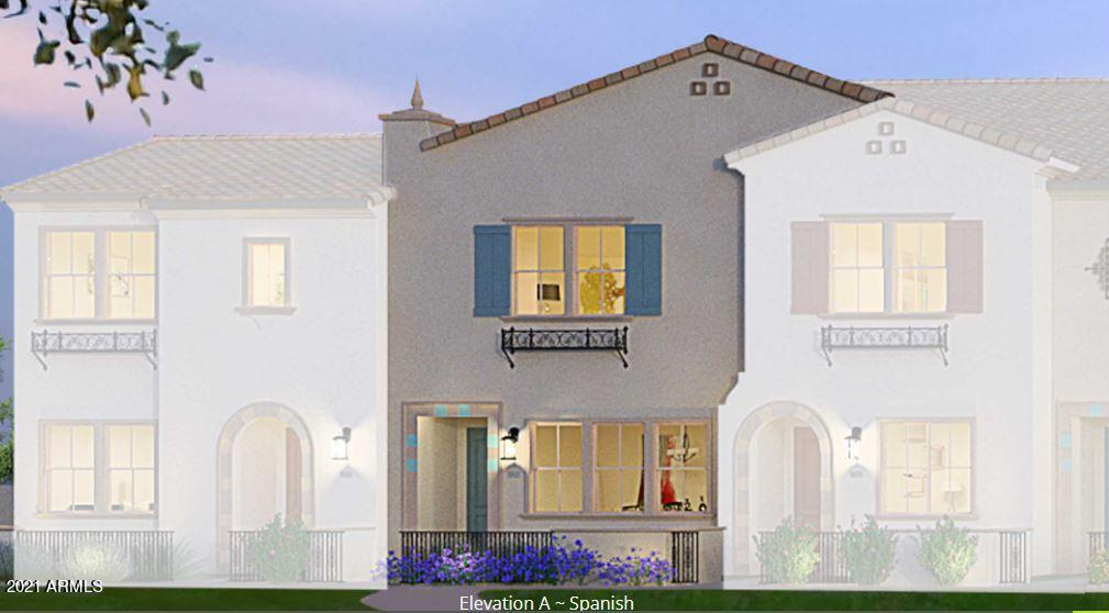 3-Bedroom Townhouse In Val Vista Classic