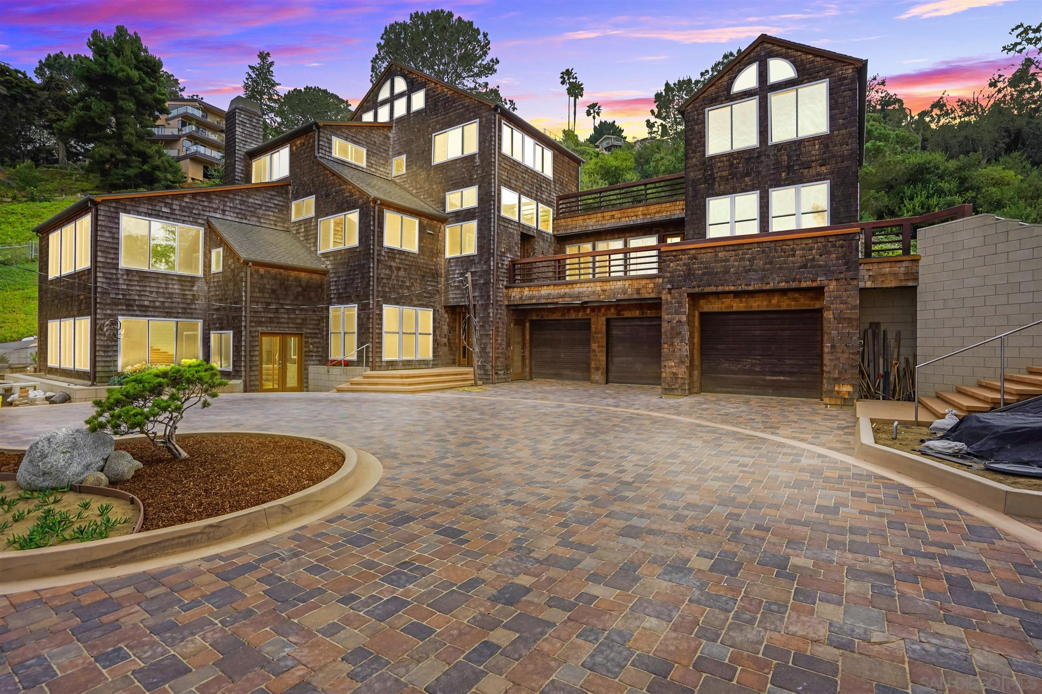 3-Story House In Del Mar