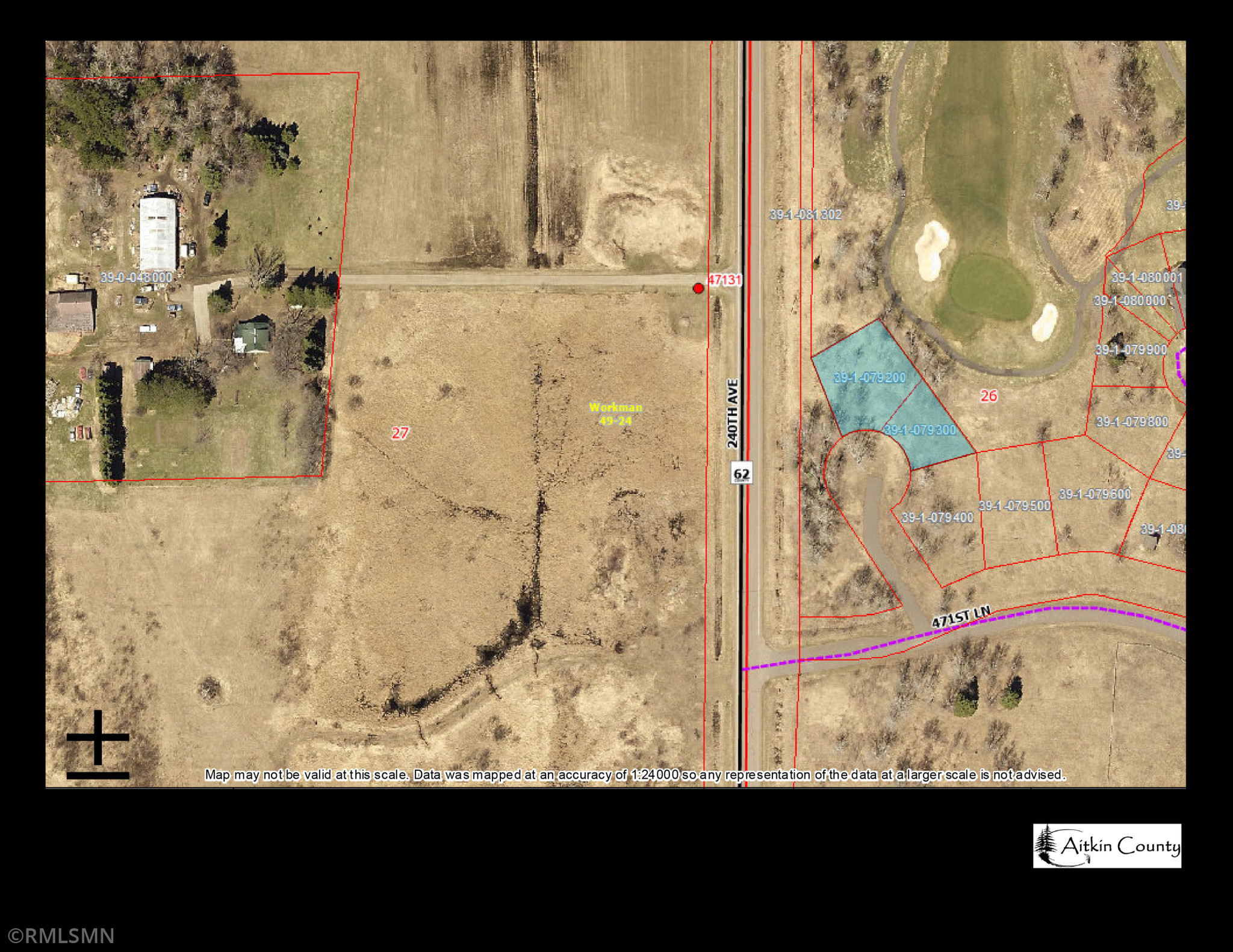 Lot In Workman Township