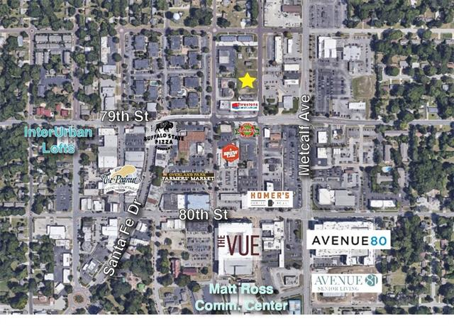 Lot In Downtown Overland Park