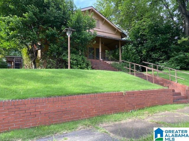 Updated 3-Bedroom House In Anniston