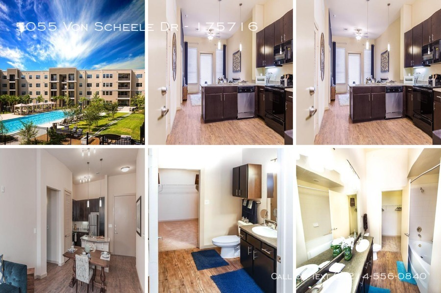 939 SqFt House In Medical Center Apartments