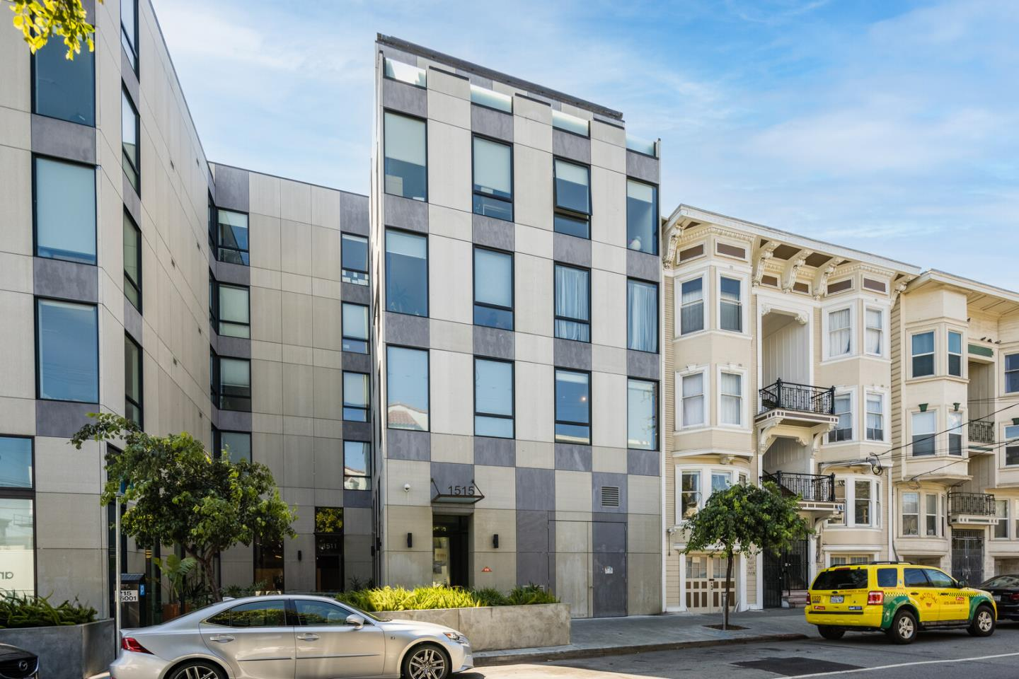 Upscale 1-Bedroom House In Mission District