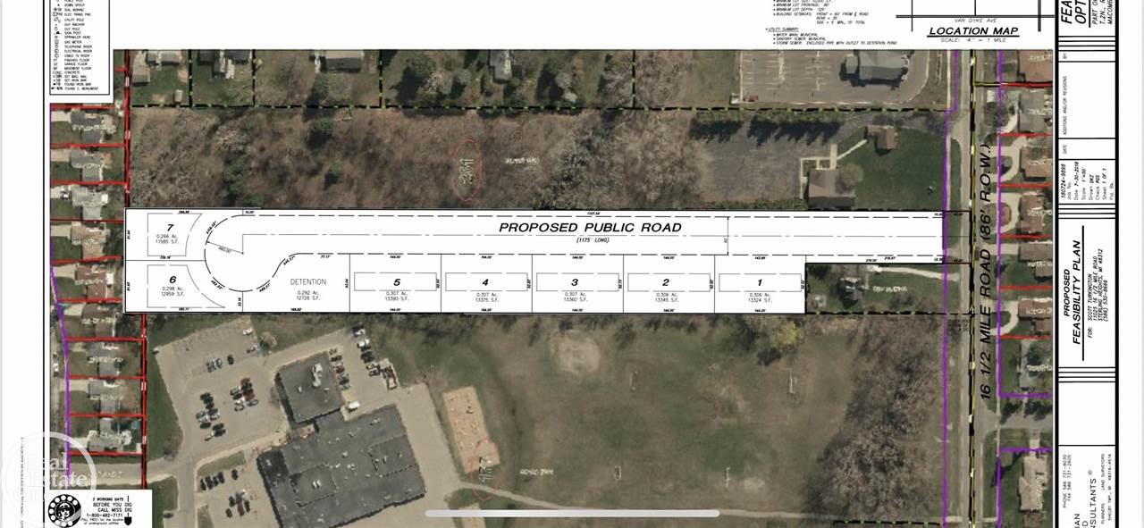 Lot In Sterling Heights