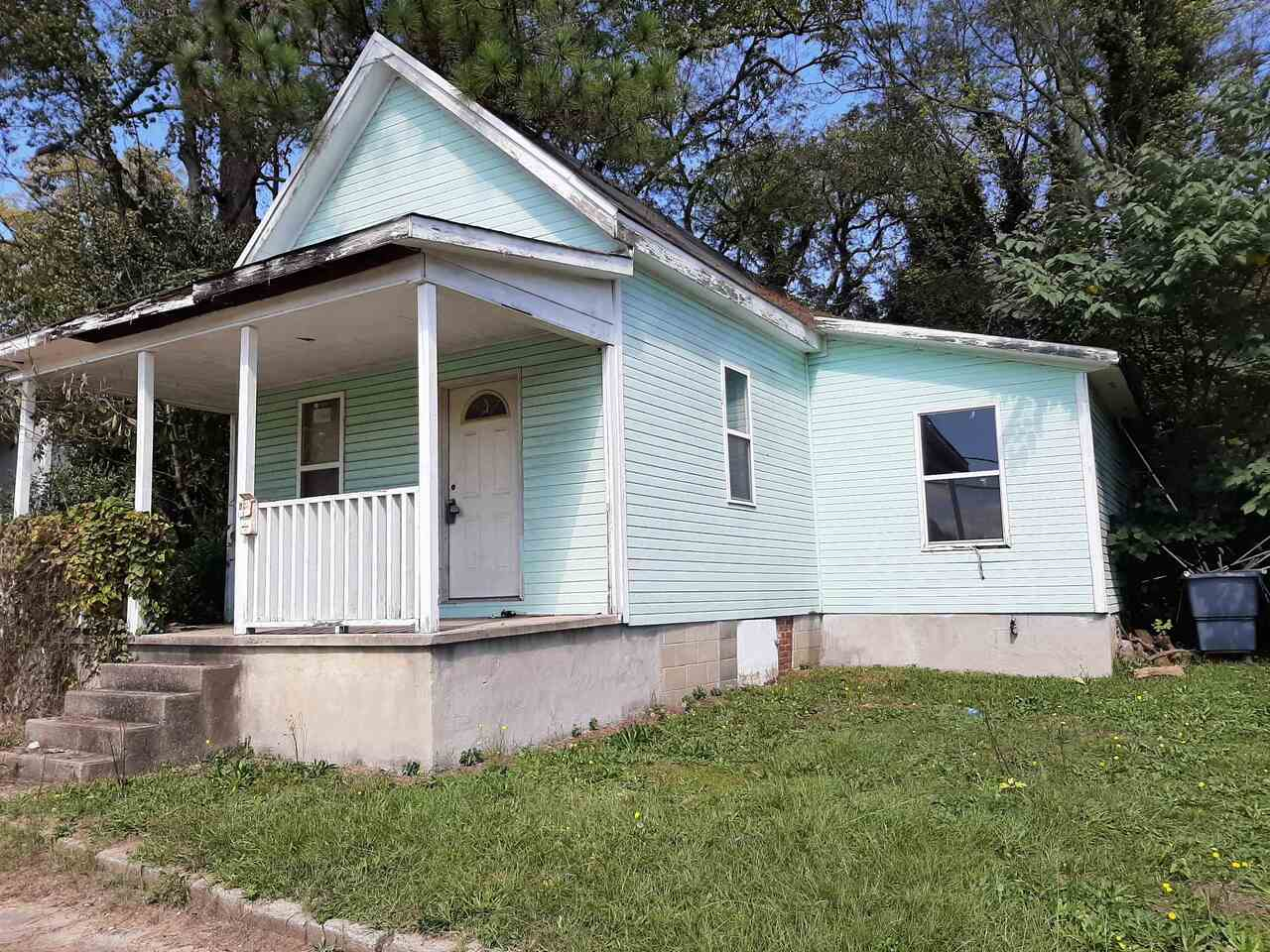 2-Bedroom House In Tindall Heights Historic District