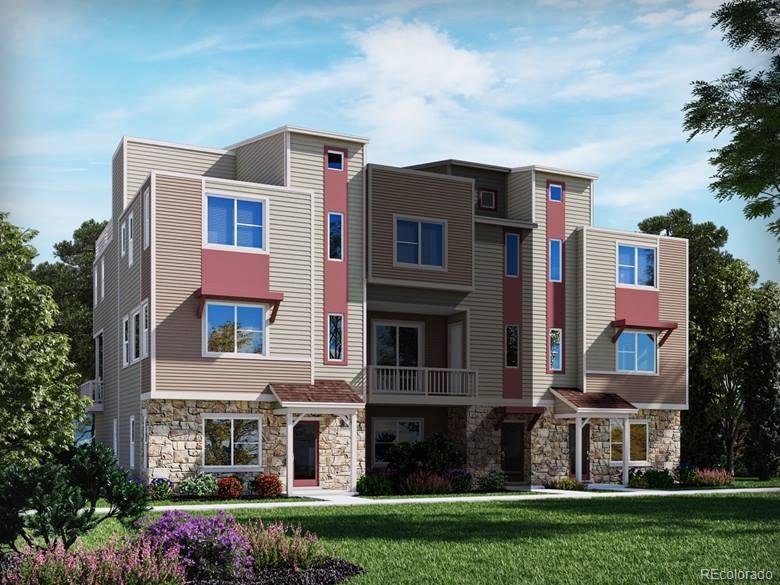 3-Story Multi-Family Home In Broomfield