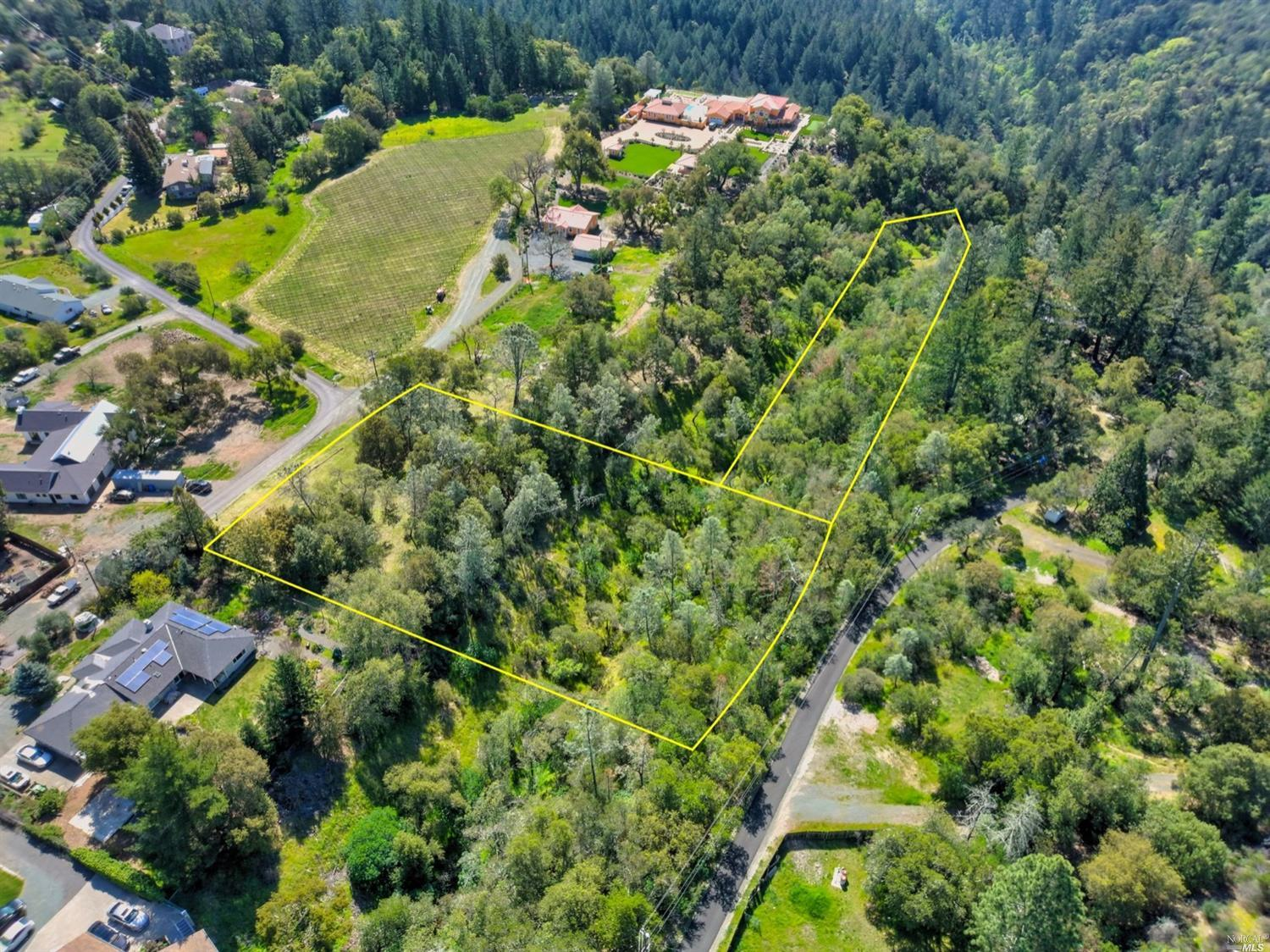 Lot In Angwin