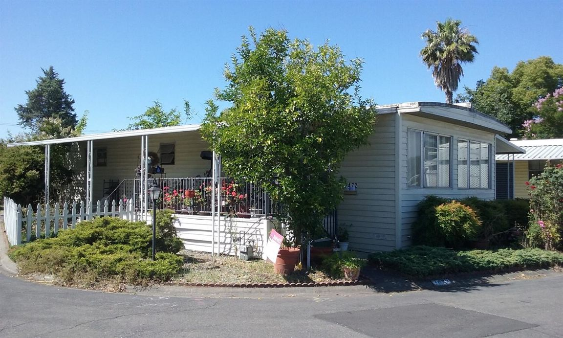 1060 SqFt Mobile Home In Florin
