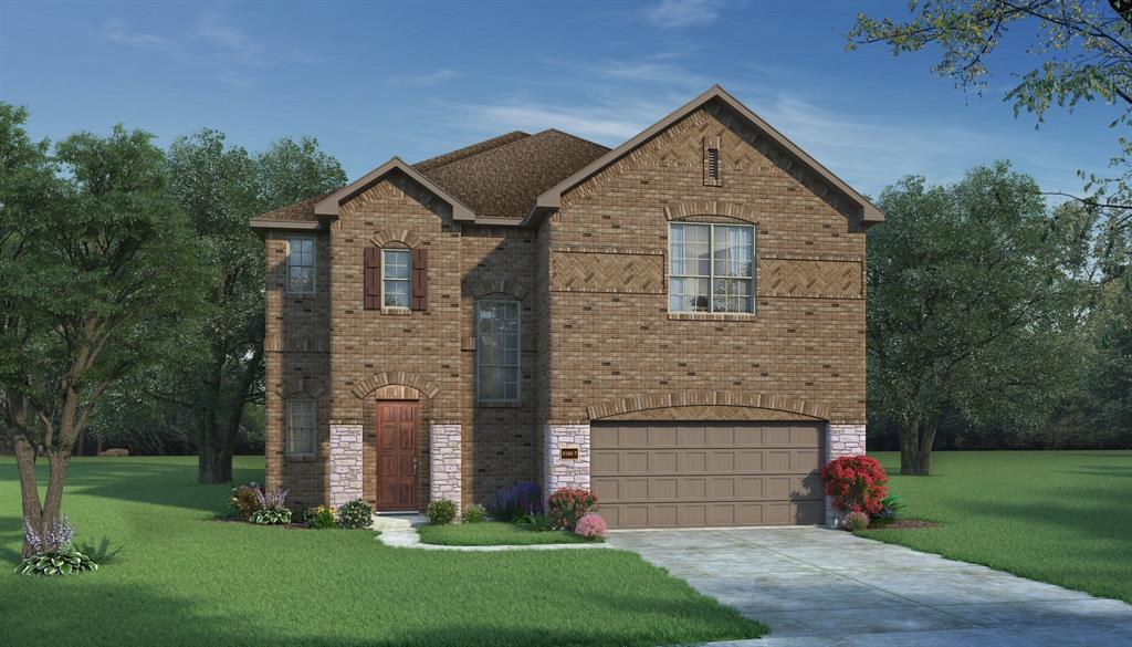 2-Story House In Far North Fort Worth