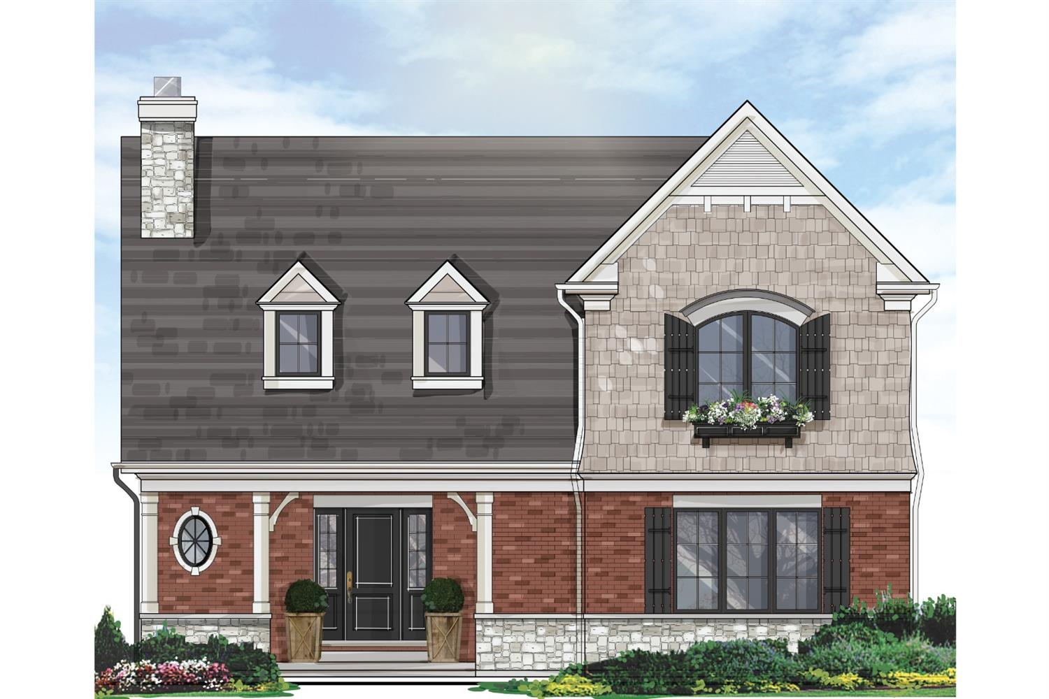 House In Blue Ash