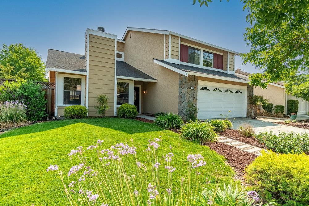 1790 SqFt House In Gilroy
