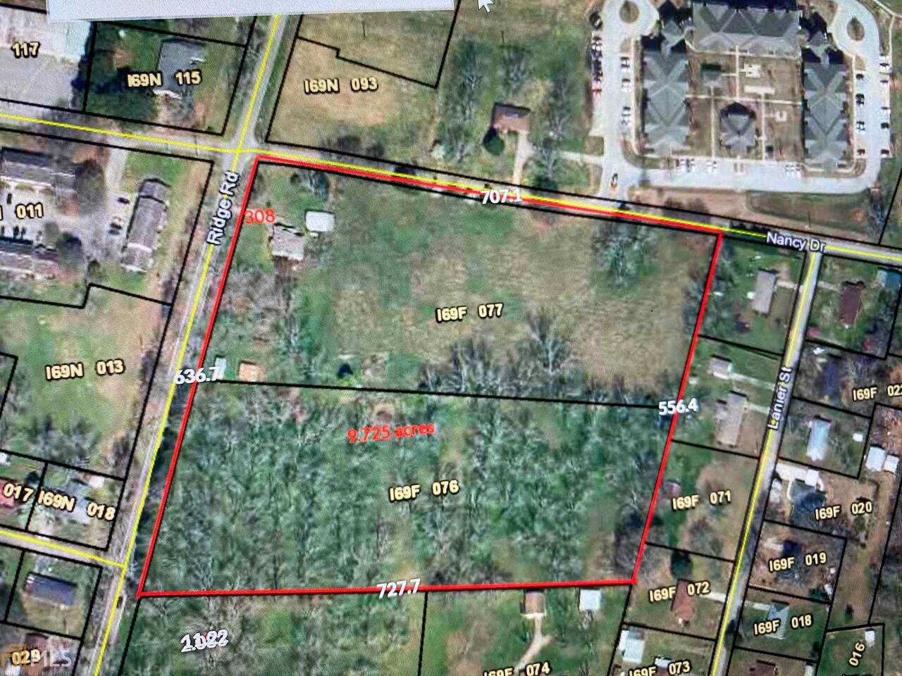 Lot In Hartwell