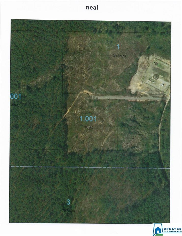 Lot In West Blocton