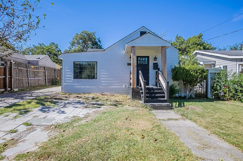 4-Bedroom House In North Oak Cliff