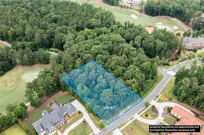 Lot In Governors Towne Club