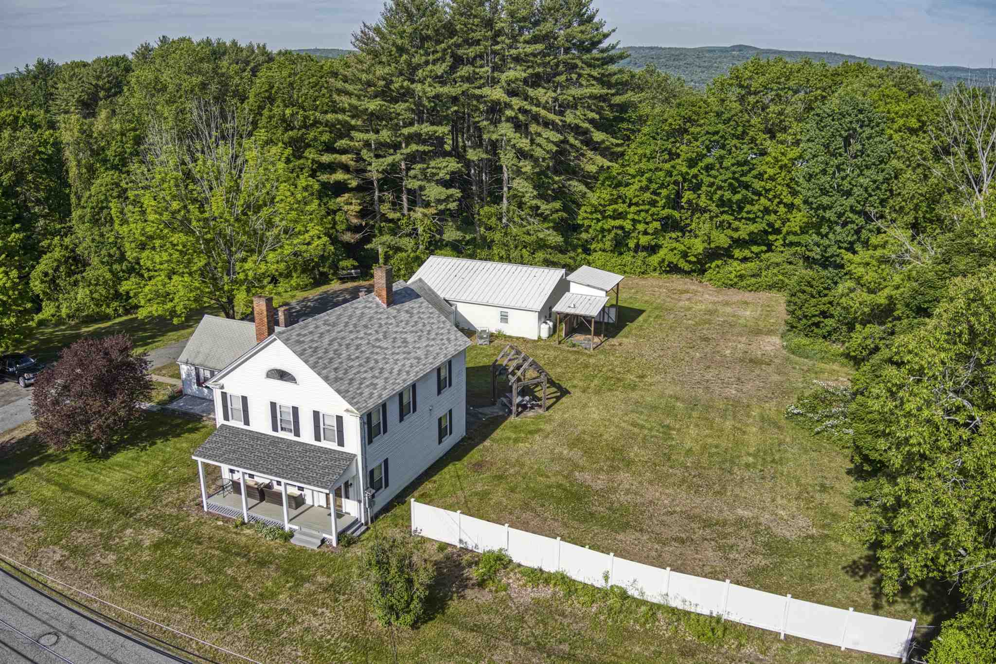 Updated Private Multi-Family Home