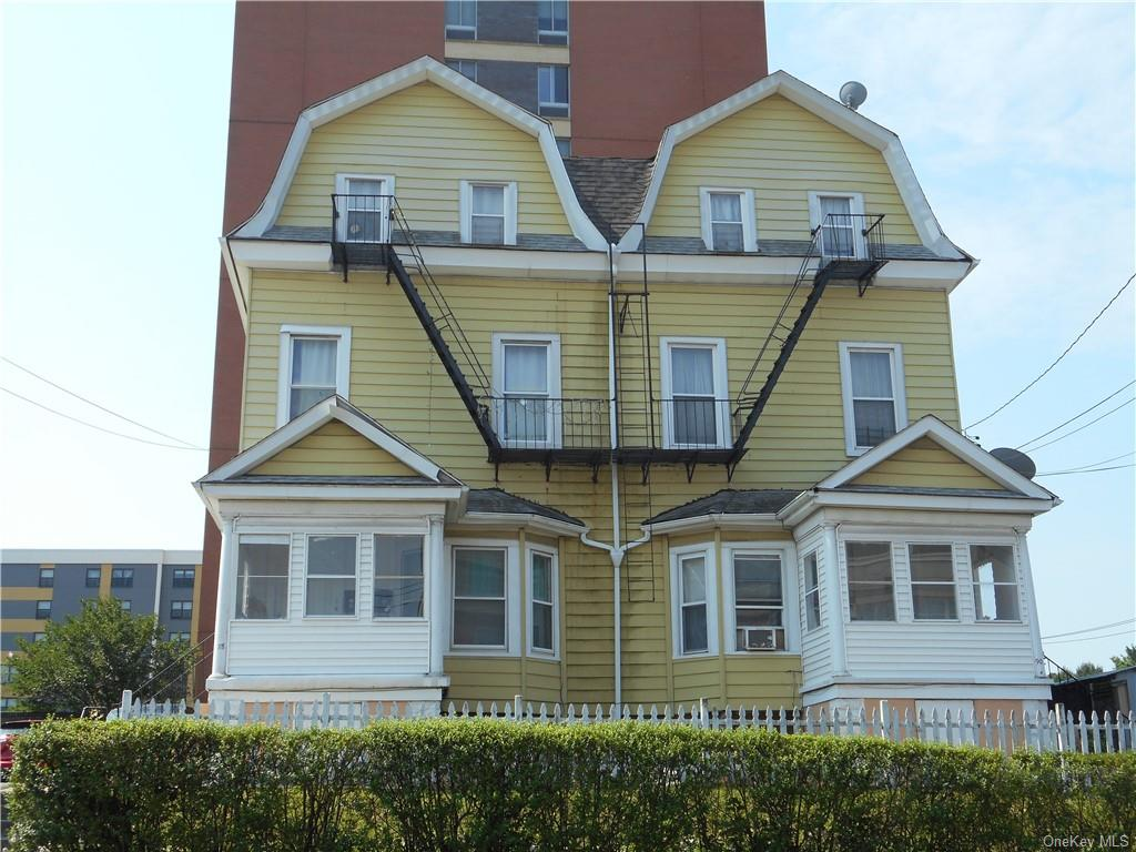 Multi-Family Home In Yonkers