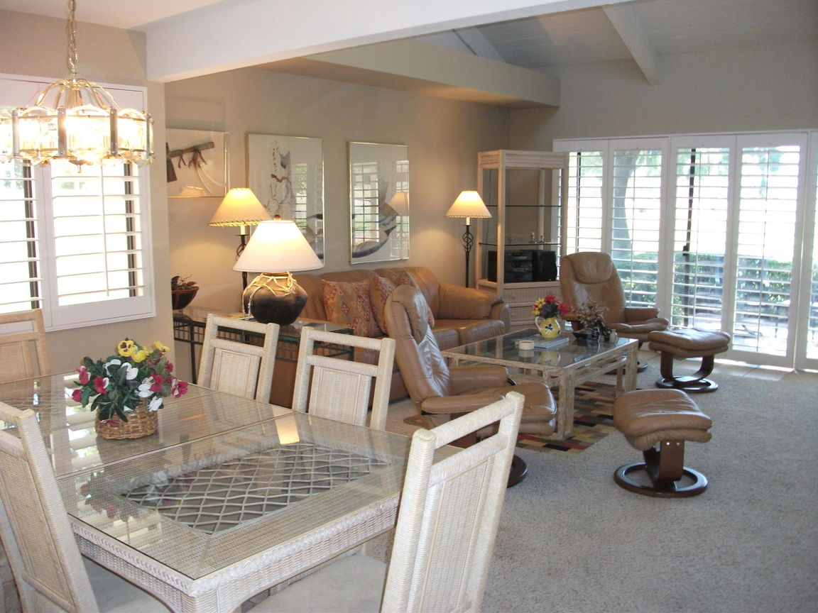 2-Bedroom Condo In Mission Hills Country Club