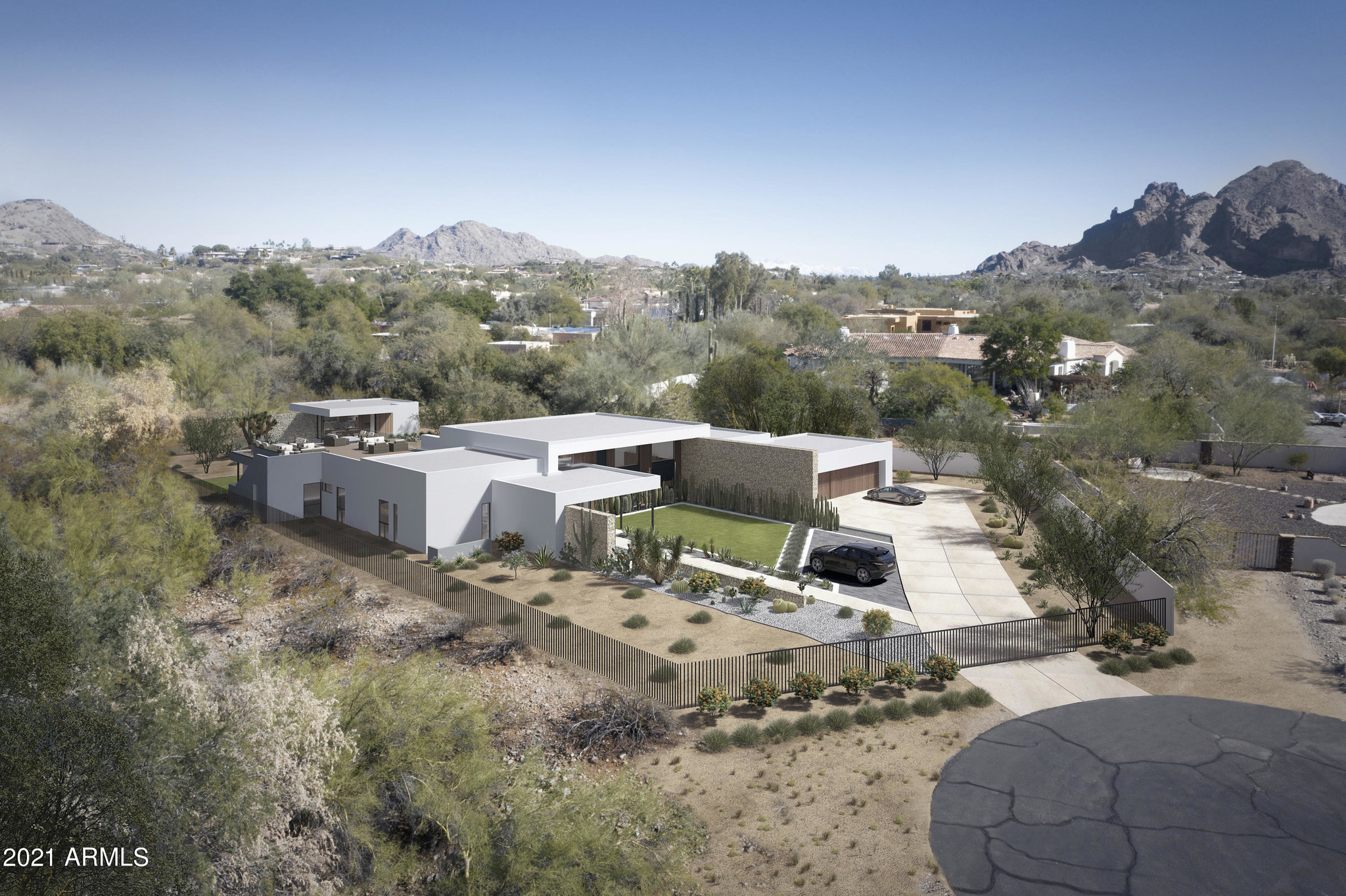 Luxurious 6-Bedroom House In Paradise Valley