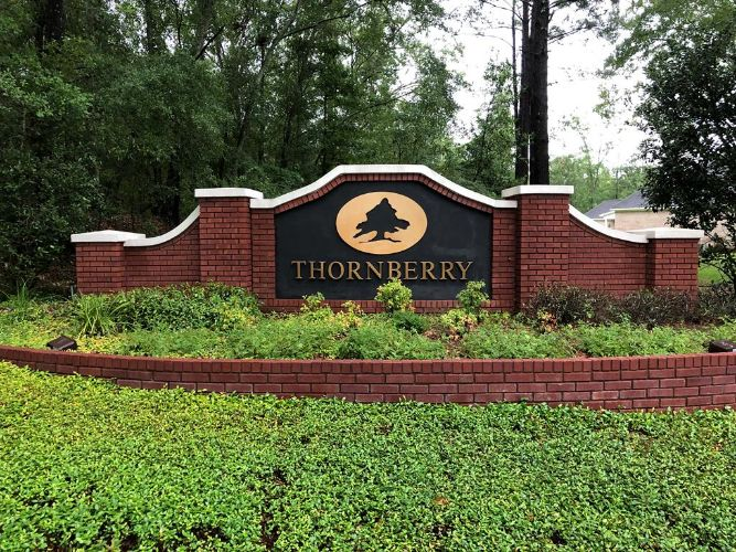 Lot In Thornberry