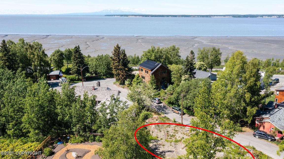 Lot In South Anchorage