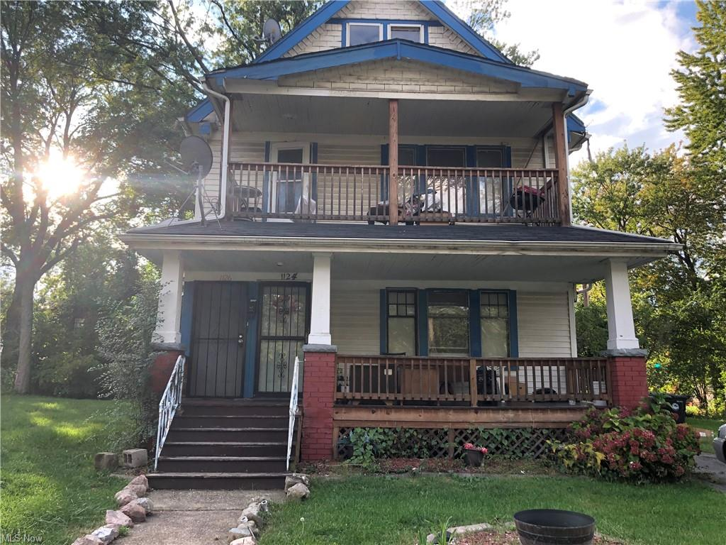 Multi-Family Home In South Collinwood