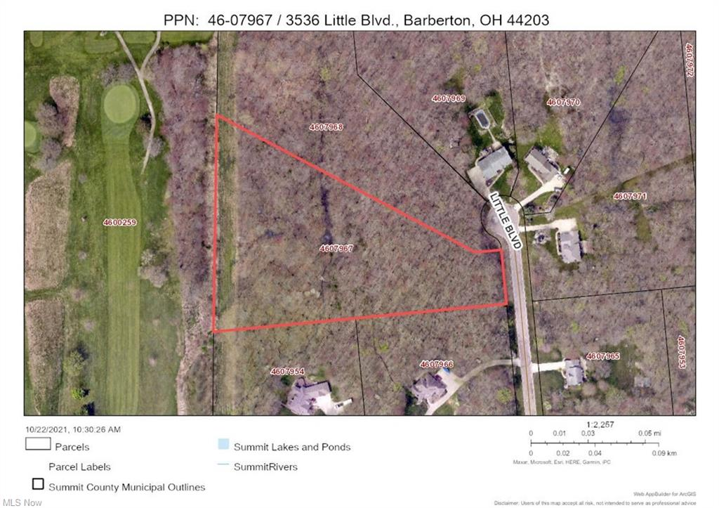 Lot In Brookside Forest