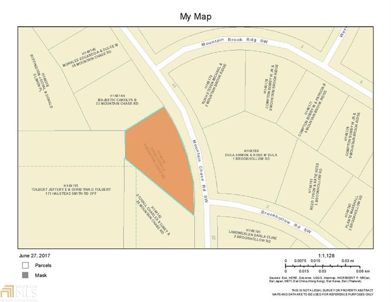 Lot In Mountain Brookwest