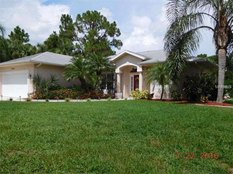 1515 SqFt House In North Port Charlotte
